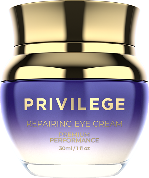 Privilege Repairing Eye Cream with coffee oil and extract